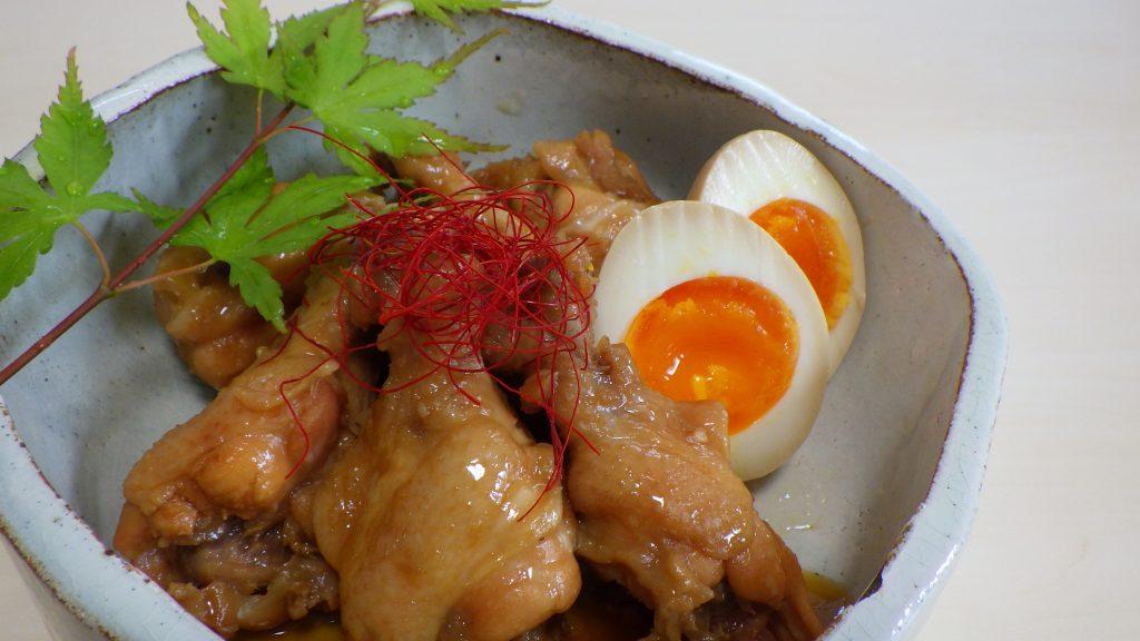 鶏肉のさっぱり煮